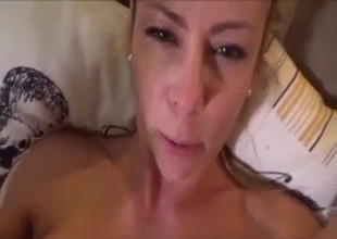 Mommy talks dirty and fucks well too