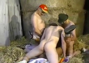 Black hot maid fucked by rednecks