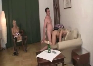 Daughter wants her dad's hard cock