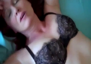 Exquisite whore mother fucked