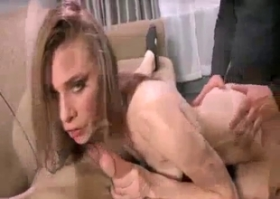 Hot stepsis fucked by bro and BF