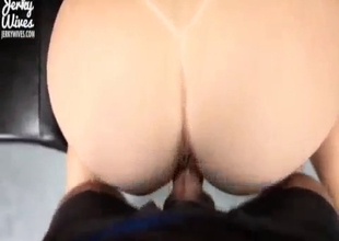 Physical attraction to big ass