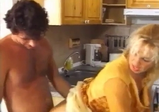 Daughter turns into slut for an hour