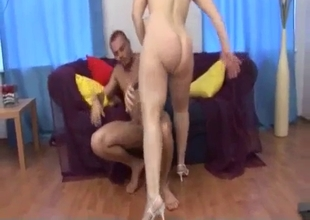 Carnal anal for hairy cunt mature