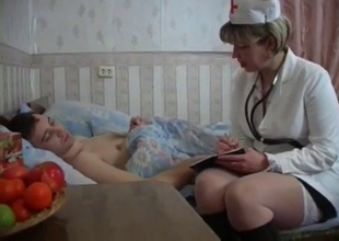 Nurse seduced her drunk patient